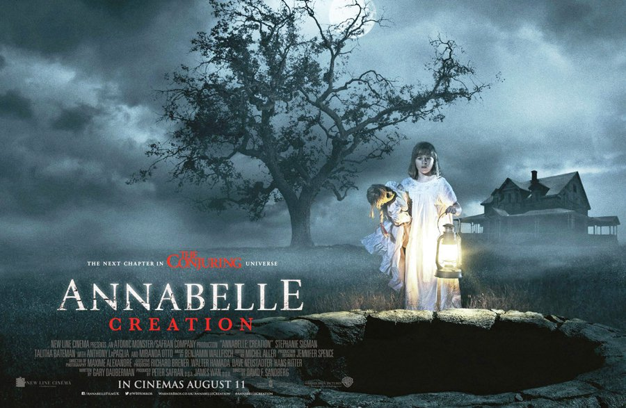 Annabelle 2 – Creation